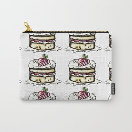 Pastel Tres Leches Carry-All Pouch