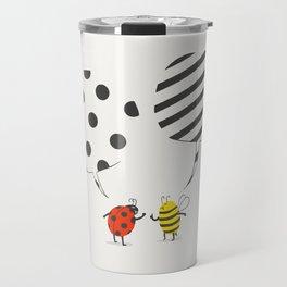 Pattern conflict Travel Mug