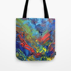The Reef that Thrived on the Blood of Sailors Tote Bag