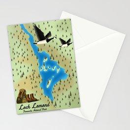Loch Lomond,Trossachs, Scotland, Stationery Cards