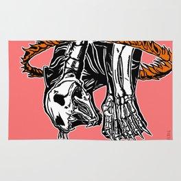 Circus Animals by zombieCraig Rug