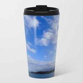 Kakanui River Mouth Travel Mug