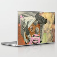 boob Laptop & iPad Skins featuring Kitchen Boob by Molly Halligan