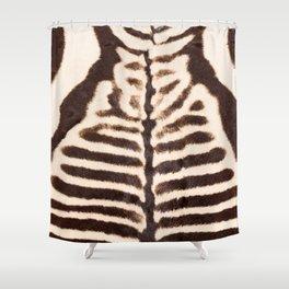 Zebra - stripes - classic - #society6 #buyart Shower Curtain