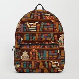 Bookshelf Backpack