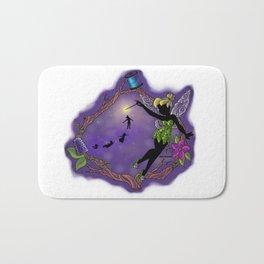 Sihouette Tinker Bell Bath Mat