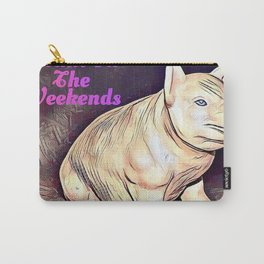 Dieting Quote Carry-All Pouch