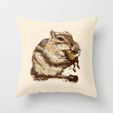 Occupational Hazard  Throw Pillow