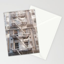 Sunshine in the Upper West Side - NYC Photography Stationery Cards