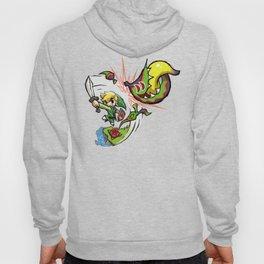 Legend of Zelda Wind Waker Boko Baba T-Shirt Hoody