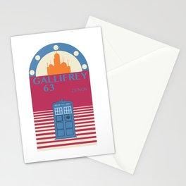 Gallifrey 1963 Stationery Cards