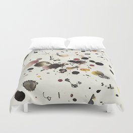 connect the dots. Duvet Cover