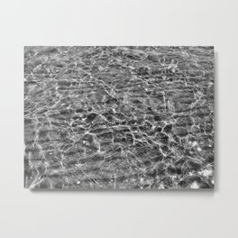 Sand Underfoot. Metal Print