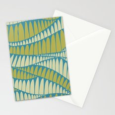 Sahara Desert in pastel colours 2 Stationery Cards