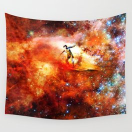 George and Gary Gacrux Wall Tapestry