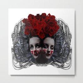 ANGELS - TRUST Metal Print
