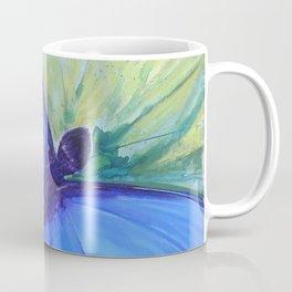 Blue Butterfly: Transfiguration Coffee Mug