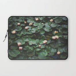 Echo Park Waterlillies Laptop Sleeve