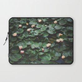 Echo Park Waterlillies Laptop Sleeve