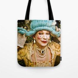 contessa tocado Tote Bag