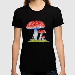 Woodland Toadstools T-shirt