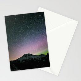 Stars III Stationery Cards