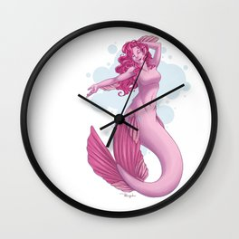 Mermare Pinkie Pie Wall Clock
