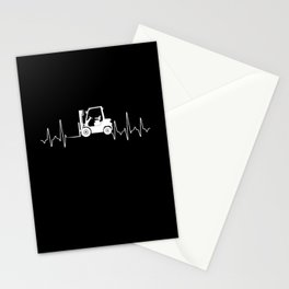 Warehouse Clerk Stationery Cards