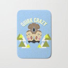 Quirk Crazy Bath Mat