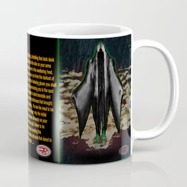 """BOO! the ghoul"" Darrell Merrill Coffee Mug"