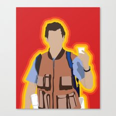 Bobby Boucher: Waterboy Canvas Print