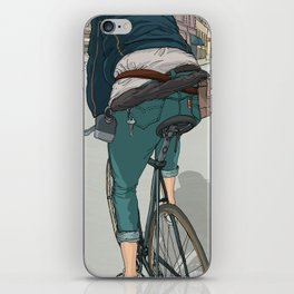City traveller iPhone Skin