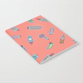 Delicious! Notebook