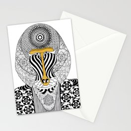 Mandrill Syndrome Stationery Cards