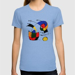 In the Style of Miro T-shirt