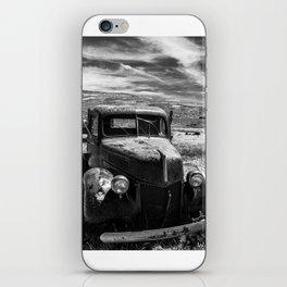 Truck, Bodie California iPhone Skin