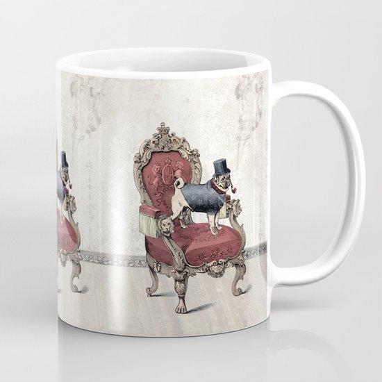 The Imperial Pug Mug
