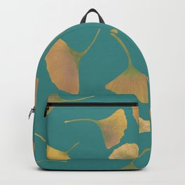 Flying ginkgo Backpack