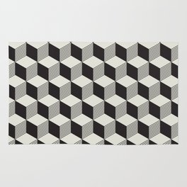 Geometric Pattern #195 Rug