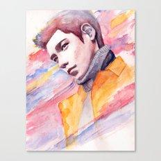 if I were a good man Canvas Print