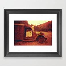 M*A*S*H Truck #01 Framed Art Print