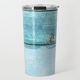 Beach Moonrise Travel Mug