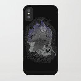 Bat Cave iPhone Case