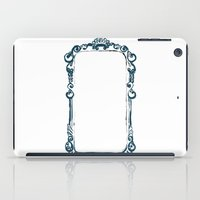 frame iPad Cases featuring frame by k. Reinstein