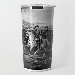 Robert E. Lee And His Generals  Travel Mug