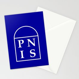 Official Logo Stationery Cards