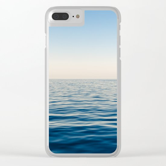 Far Out Clear iPhone Case