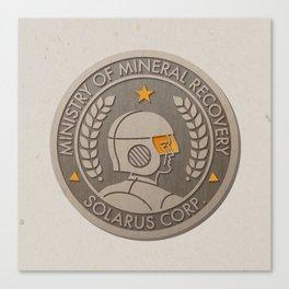 Super Motherload - Solarus Corp. Canvas Print