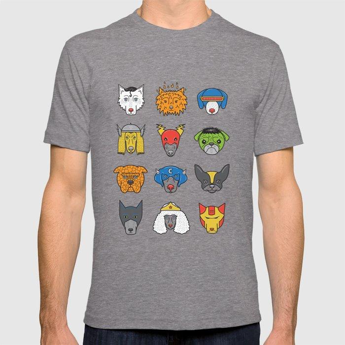 Super Dogs T-shirt