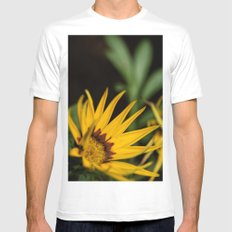 Be Your own Sunshine  White Mens Fitted Tee MEDIUM